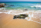 wonderful sardinian beach