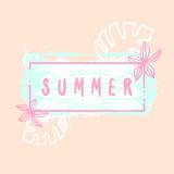 Summer Poster Design - 144871578