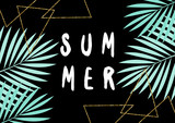 Summer Poster Design - 144871950