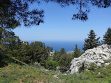 landscape in Cyprus - Landschaft in Zypern