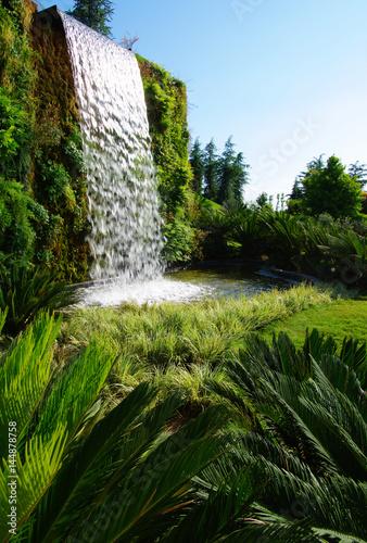 Waterfall on a sun - 144878758