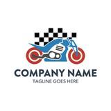 Unique Motorcycle Logo