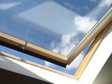 Dachausbau: Dachfenster Innen, geöffnet - 144907982