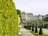 Wien, Oberes Belvedere, Österreich, 3. Bezirk, Belvedere