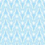 Vector illustration. Seamless pattern of butterflies. blue