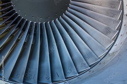 Zdjęcia Jet Intake Blades