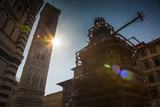Italia, Toscana, Firenze, la domenica di Pasqua, la festa dello Scoppio del Carro.