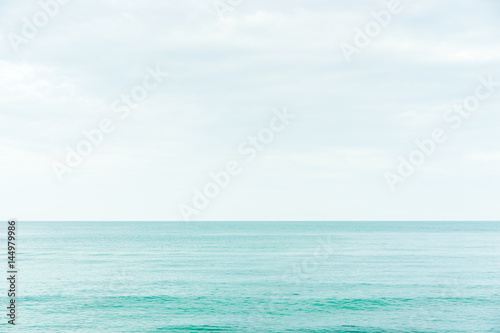seascape, calm sea - 144979986
