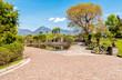 Botanical Gardens of Villa Taranto, located on the shore of Lake Maggiore in Pallanza, Verbania, Italy.