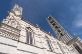 Siena Cathedral and Tower