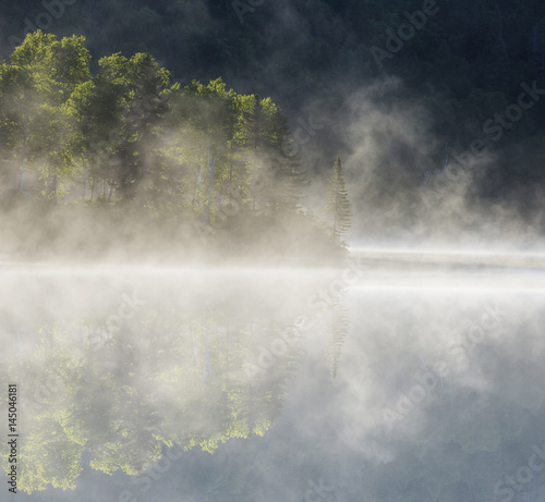 Canadian Summer in Mont Tremblant National Park - 145046181