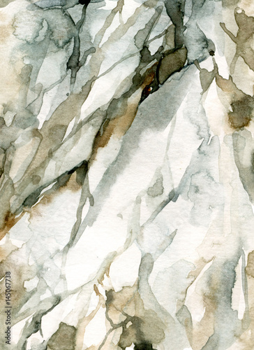Water color marble painting. - 145067738