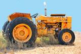Vintage tractor.