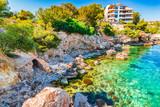 Spanien Mittelmeer Küste Landschaft
