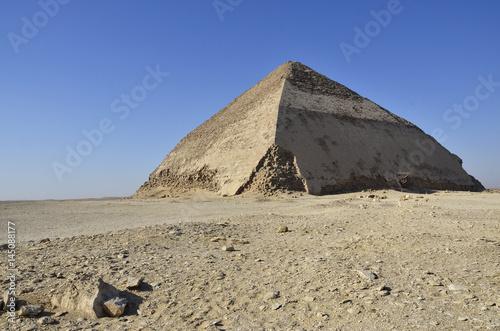 Knickpyramide von Dahshur
