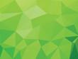 green geometric wallpaper background