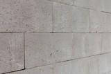 Gemauerte Wand perspektivisch