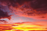 Sunset cloud beautiful sky