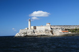 El Morro fortress in Havana Cuba