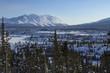 Vast Remote Wilderness of the Yukon Territory in Cananda