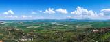 Tuscany hills panorama