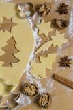 Plätzchen für Weihnachten