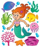 Mermaid topic set 1