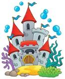 Underwater castle theme 1