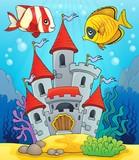 Underwater castle theme 2