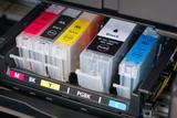 printer ink cartridges - 145279113