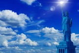 Statue of Liberty Background - 145283967