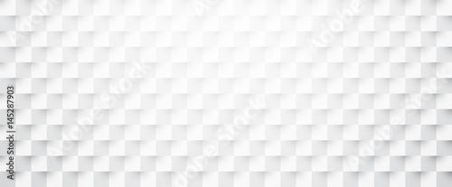 Biały papier w kratkę teksturowane transparent.