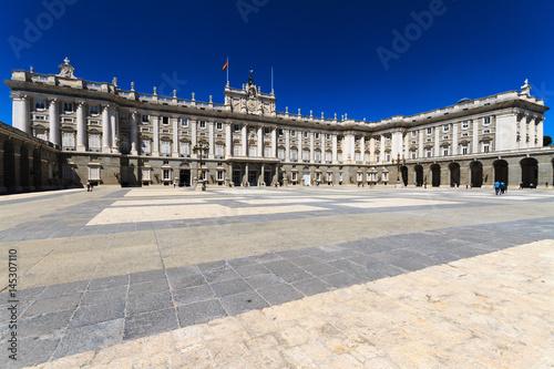Palacio Real Poster