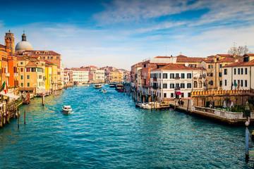 Wielki Kanał w Wenecji