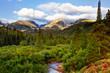 Summetime in the Rocky Mountains Colorado