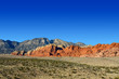Panoramic View of Red Rock Canyon