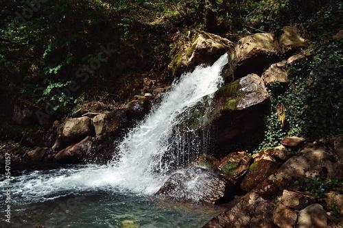 waterfall - 145470157