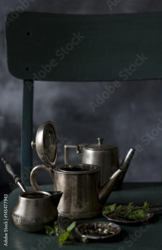 Przyrządzanie herbaty