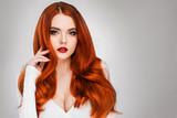 Gorgeous redhead girl - 145481177