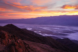 Sunset at Dante's View, Death Valley National Park, California