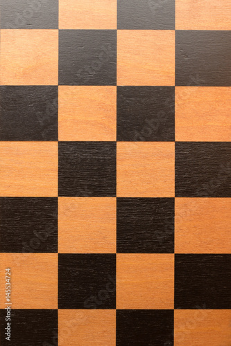 Poster Chess board