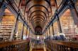 trinity college library, Dublin - 145558533