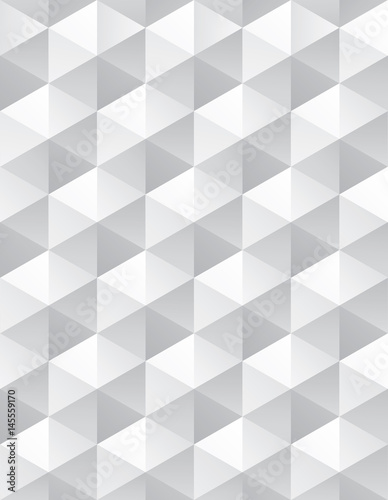 Vector geometric abstract background - 145559170