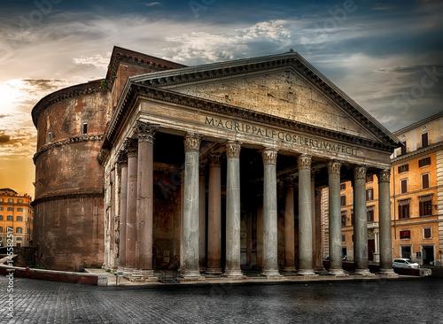 Starożytny rzymski Panteon