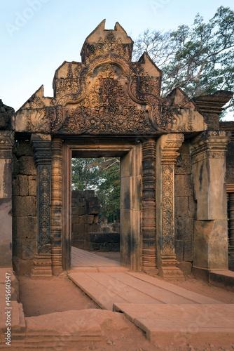 Prasat Banteay Srei Poster