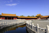 The Forbidden City in Beijing, in China