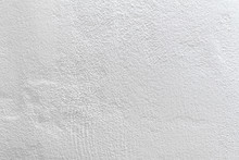 The White cement concrete texture wall background
