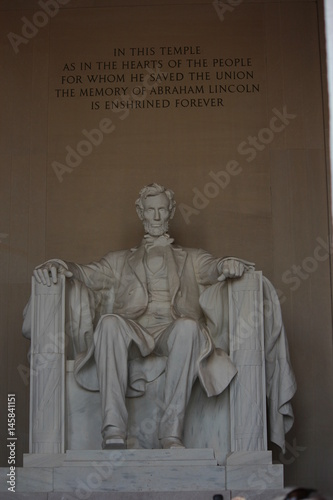 Washington, DC плакат