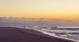 Paseo por la playa. Serenidad.