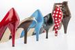 Schuhe mit hohen Absätzen - 145903775